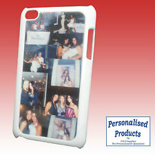 iPOD TOUCH 4 CASE PERSONALISED PHOTO COLLAGE