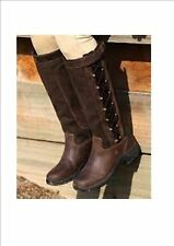 Dublin Pinnacle Country Long Leather Horse Riding Boots ALL SIZES