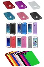Slim TPU S-Shape Silicone Gel Rubber Soft Skin Case Cover For iPhone 5/5s 5 SE