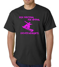 SNOWBOARDING -  slogan /novelty/ joke, Birthday gifts, t-shirts for men