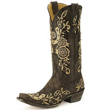 Old Gringo Chocolate Lucky Boots L515-4