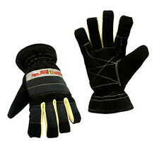 Protech Fusion Structural Firefighter Firefighting Gloves Multiple Sizes (New)
