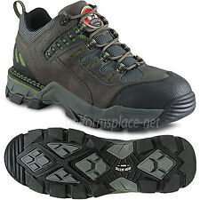 Men Work Shoes Red Wing Irish Setter Athletic Hiker Boot Safety Toe 83104 Oxford