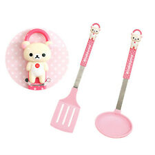 Ko Rilakkuma Ladle Turner Cooking Utensils Equipment Kitchen Cooker Cookery Cook