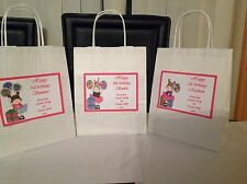 Personalised Girls Birthday Gift Bag for any relation/Friend..Ideal For Gifts.