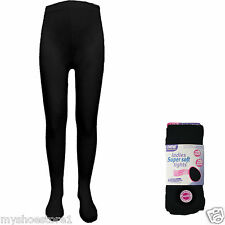 NEW LADIES SUPER SOFT WINTER THICK WINTER WARM WOOL LOOK ACRYLIC TIGHTS THERMAL