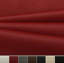 RECYCLED ECO GENUINE TEXTURED GRAIN REAL LEATHER HIDE OFFCUTS PREMIUM MATERIAL