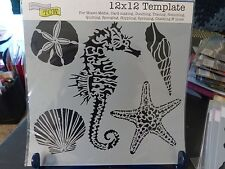 The Crafters Workshop Stencils