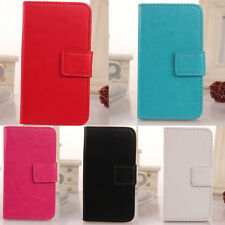 Accessory Flip-Design Leather Case Cover Protection Skin For Samsung Smartphone