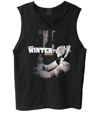 """Johnny Winter """"Roots"""" men's raw edge muscle shirt"""