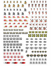 1:18 DECALS FOR DIECAST AND MODEL CARS & DIORAMA Betty Boop 2