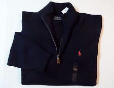 Polo Ralph Lauren Mock Neck Long Sleeve Sweater Select Size.