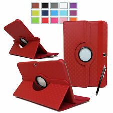 "360° Rotating Leather Stand Case Cover Samsung Galaxy Tab 3 10.1"" P5200 P5210"