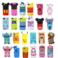 3D Cartoon Superhero Soft Silicone Rubber Case Cover For Apple Samsung LG HTC M8