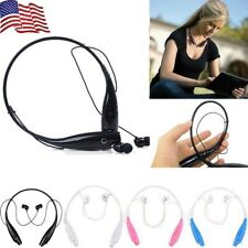 Wireless Bluetooth HandFree Sport Stereo Headset headphone Earphone for iphone
