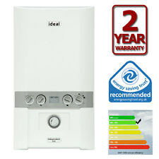 Ideal Independent HE Combi Boiler, Flue and Clock - C24, C30 and C35 Models
