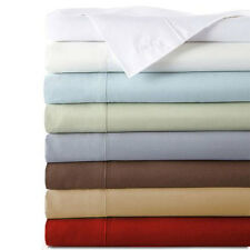 Bamboo Viscose Bed Sheet Bed Voyage Twin Full Queen King Cal King 8 Colors Soft