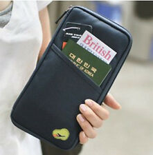 Travel Passport Holder Ticket Wallet Handbag ID Credit Card Case Organiser