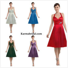 Womens Sexy Long Formal Evening Gown Bridesmaid Prom Dress Wedding Party Dress