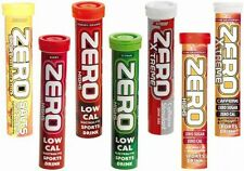 High 5 Zero 4 TUBES (80 TABS) Hydration Electrolyte Drink Tablets (pick any mix)