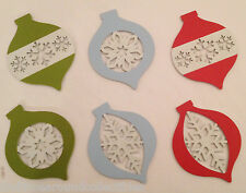 SCREEN SAVERS for Patio Screen Door Magnets Christmas Ornaments NEW FREE Ship