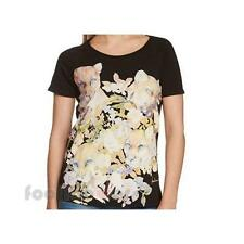 Polo Puma collab tee woman 566912 01 Short Sleeve Black Cotton
