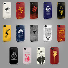 LE TRONE DE FER GAME OF THRONES STARK TARGARYEN COQUE ETUI HOUSSE RIGIDE