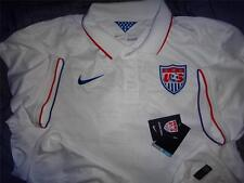 NIKE USA SOCCER FOOTBALL POLO SHIRT L M MENS NWT $90.00