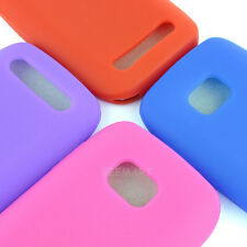 For Nokia Lumia 710 T-Mobile Silicone Soft Gel Skin Cover Phone Case w/Screen