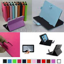 "Colorful Magic PU Leather Case+Film For 7"" VISUAL LAND PRESTIGE ELITE FAMTAB"