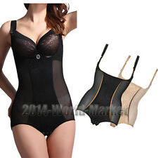 Women Tummy Control Slimming Shapewear Wasit Tranier Shaper Suit Body Control W6