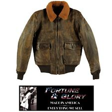 Avenger G-1 Leather Jacket - MADE IN USA