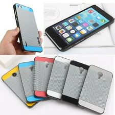 Hybrid Wave Point Dot Hard Case High quality Plastic Skin Protector Phone Cover