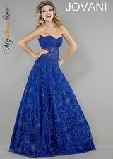 Jovani 14913 Prom Evening Dress ~LOWEST PRICE GUARANTEED~ NEW Authentic Gown
