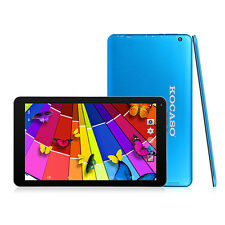 "Kocaso Quad Core 10.1"" Tablet Android 4.4 Wi-Fi 1.2 GHz 8 GB 512 MB RAM 4 Colors"
