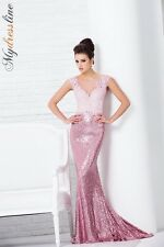 Tony Bowls TBE11539 Long Evening Dress ~LOWEST PRICE GUARANTEE~ NEW Authentic