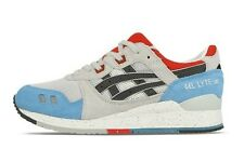 Men's Asics Gel Lyte III Exploration Pack Soft Grey Dark Grey Blue H425N-1016