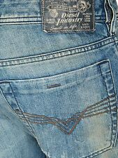 NEW DIESEL ZATHAN 884C 0884C LOW-RISE REGULAR BOOTCUT JEANS NWT $250