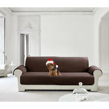 Wing Chair Slipcover Couch Sofa Loveseat Cover Furniture Protector Pet Dog Kids