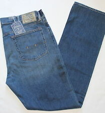 "NEW POLO RALPH LAUREN ""CLASSIC 867"" 5 POCKET BLUE JEANS msrp $85"