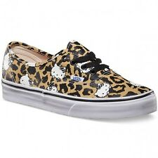 Vans Shoes Authentic - Hello Kitty Leopard/True White