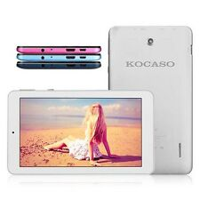 "Kocaso Quad Core Tablet PC 7"" Android 4.4 HDMI Dual Camera 1.2 GHz 8 GB 1024x600"