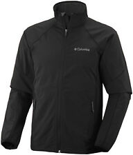 "New Mens Columbia ""Sweet As"" Omni-Shield Softshell Jacket Large"