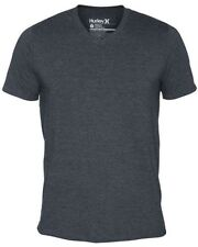 Hurley Mens Staple Premium Fit V-Neck T-Shirt MTS0014800