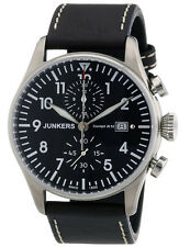 Junkers 6178-2 Cockpit JU52 Swiss-Quartz Chronograph Watch