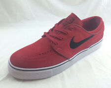 NIKE SB ZOOM Stefan Janoski SUEDE Gym Red Black White 333824 610 Multiple Sizes