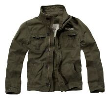 Mens HOLLISTER By Abercrombie & Fitch 2014 Northside Military-Style Jacket