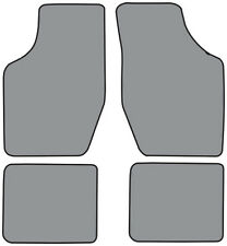 1982-1983 Pontiac J2000 Cutpile 4pc Factory Fit Floor Mats