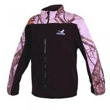 NEW Womens Kings River Fleece Jacket by Mahco - Pink camo w/ Black