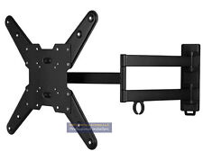"""Adjustable TV Wall Mount fits Most 26"""" to 55"""" Flat Panels GUARANTEED IN STOCK!"""